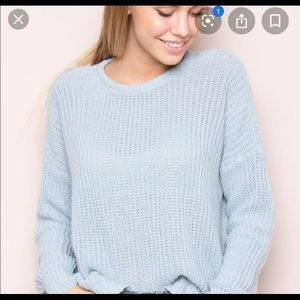 Brandy Melville nit sweater